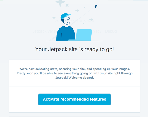 How do I use Jetpack in my WordPress account? – dlvr it support
