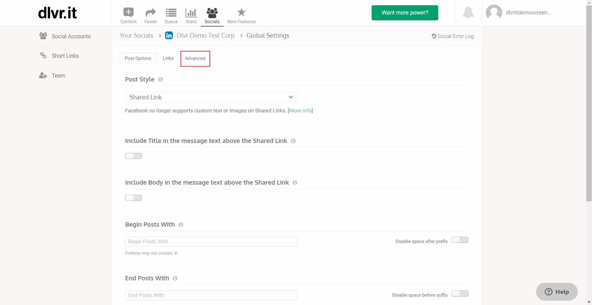 How do I enable photo posting from RSS Feeds? – dlvr it support